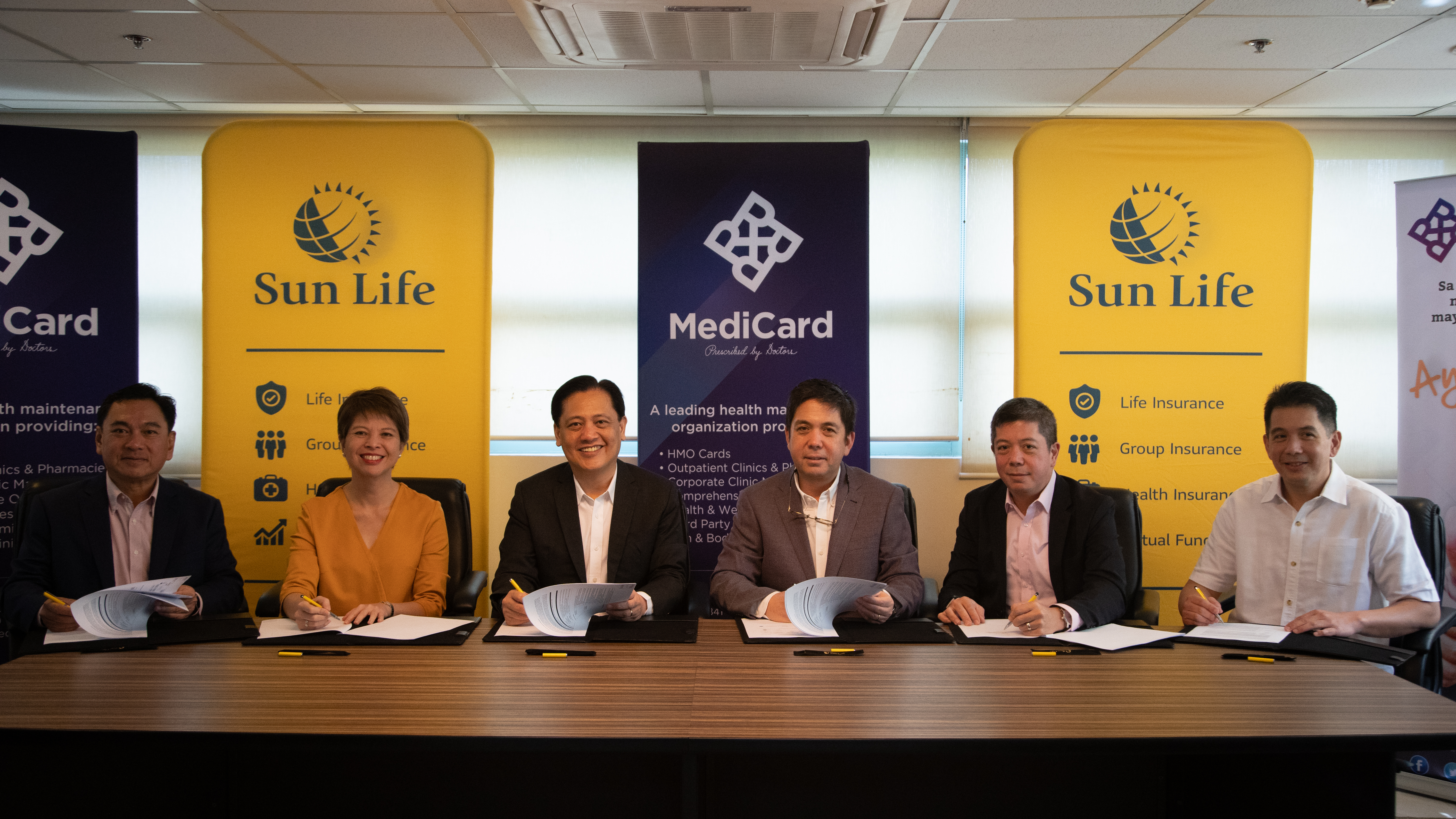 sun life personal accident insurance now available to medicard health check members