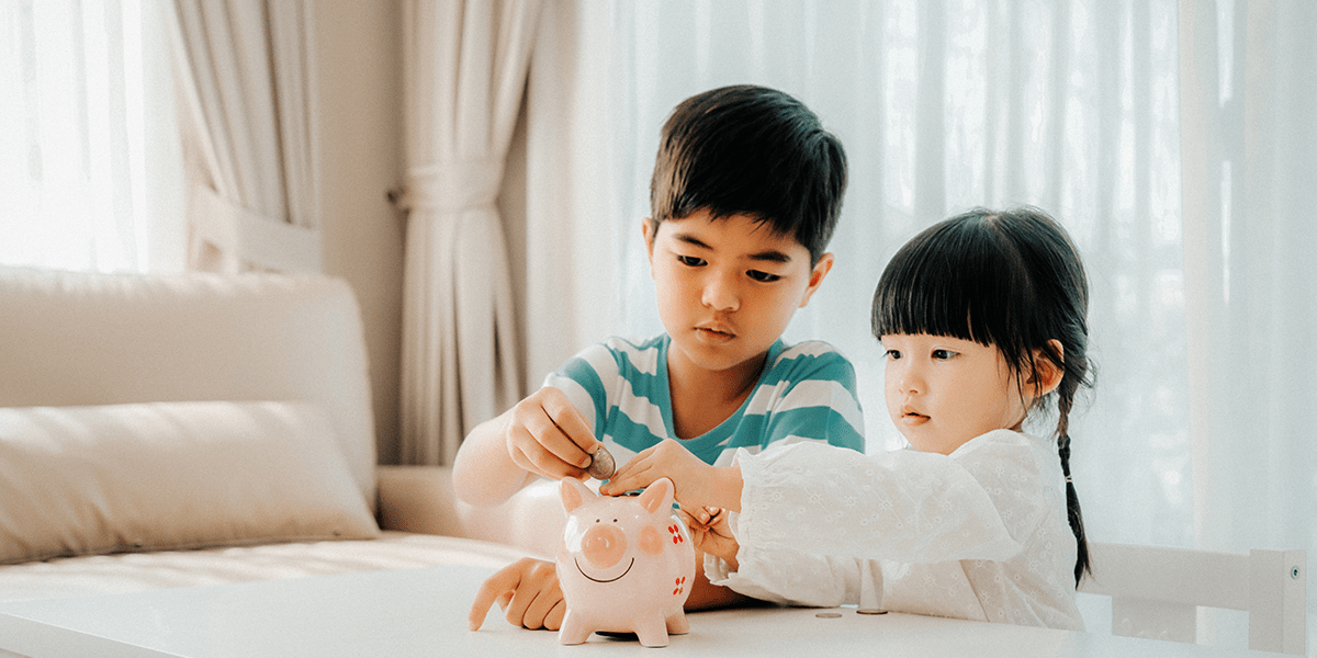 Helping kids understand life and money lessons