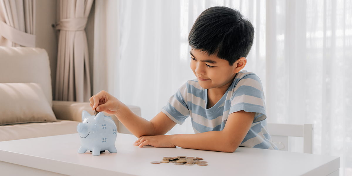 An Eight-Year Old's First Major Personal Finance Experience