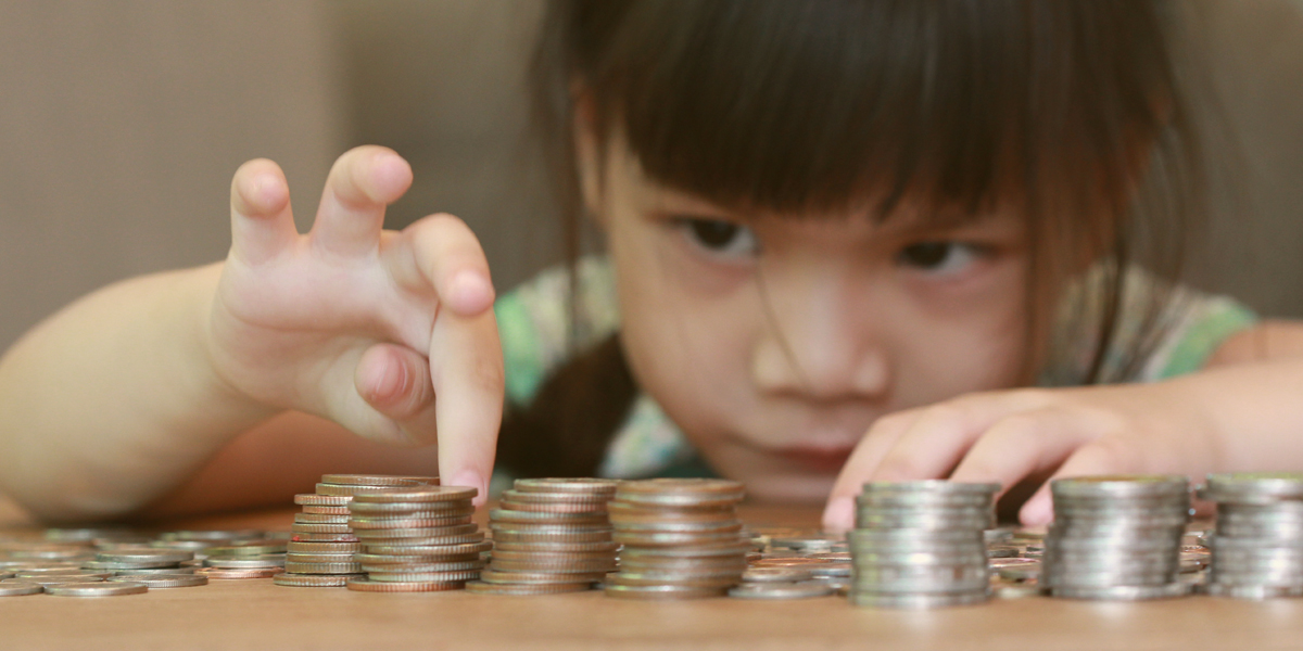 Money matters: School allowance and money management for your child
