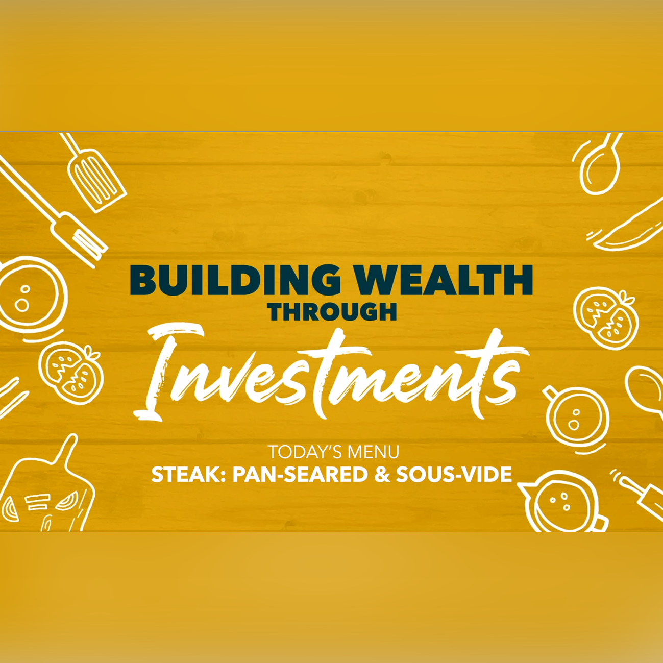 The steaks on investing the two way steaks