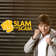 Slam the Scam- Introduction