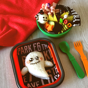 Tips for an Easy-on-the-pocket Halloween bento