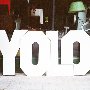 How I went from #YOLO to #PYOLO